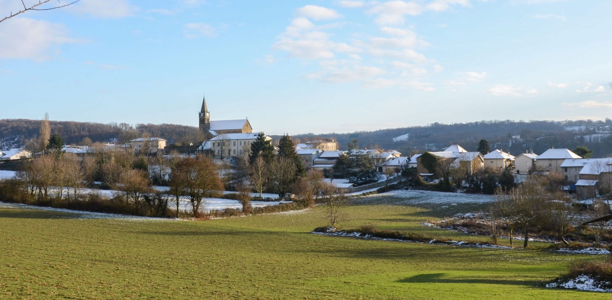 Montcarra - Isère